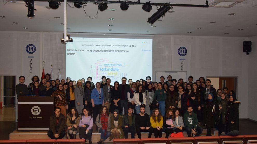Kansere karşı üniversite öğrenci toplulukları ve STK'lar bir araya geldi.
