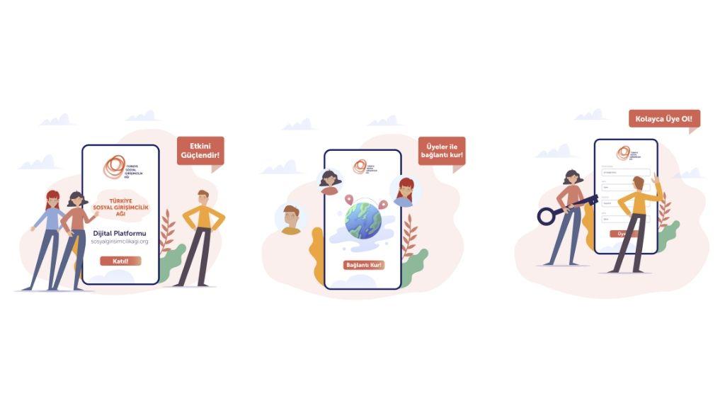 Türkiye Sosyal Girişimcilik Ekosistemini Bir Araya Getiren Dijital Platform Açıldı