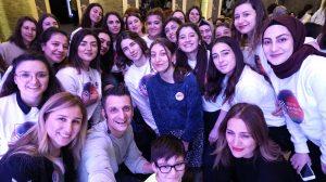 Mühendislikte Cam Tavanları Yıkan Kızlar 5'inci Yılında