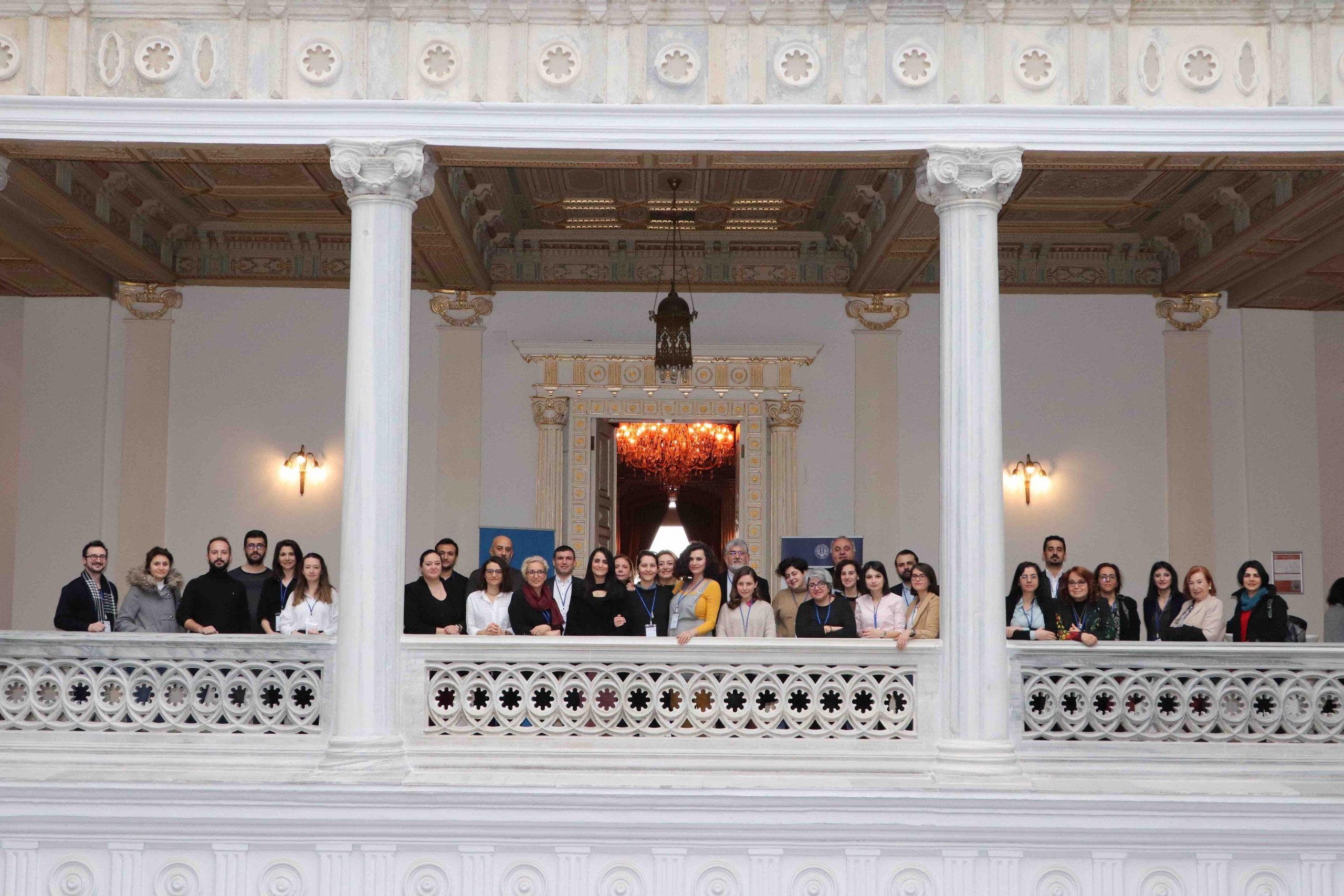 YANINDAYIZ Derneği ve İlçe Düzeyinde Cinsiyet Eşitliği Endeksi projesinin uzmanları bir araya geldi.