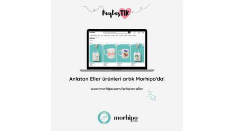 Anlatan Eller Ürünleri Artık Morhipo'da!