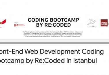 Apply for a Full Scholarship for Re:Coded's Front-End Web Development Bootcamp
