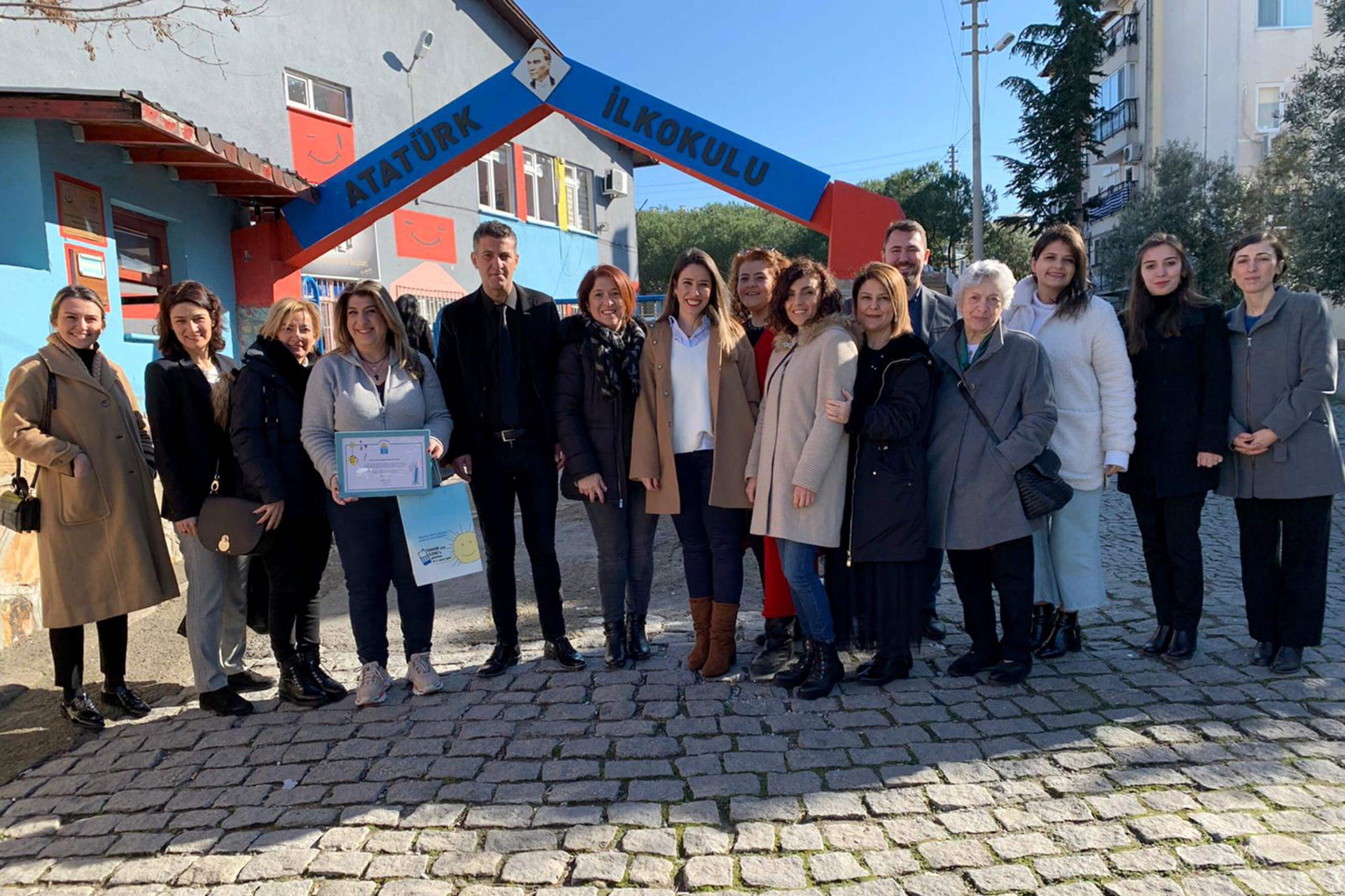 Tohum Otizm Vakfı, Balıkesir'de otizmli çocuklar için özel sınıf açtı