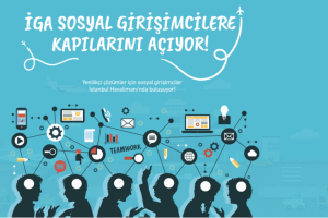 Sosyal Girişimciler İstanbul Havalimanı'nda Buluşuyor
