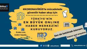 dokuz8HABER koronavirüs online haber merkezi ve haber ağı