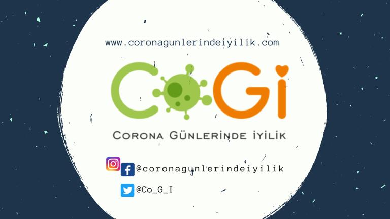 Corona Günlerinde İyilik Platformu 7/24 Çalışıyor