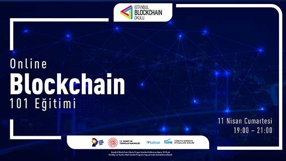 İstanbul Blockchain Okulu Online Blockchain 101 Eğitimi
