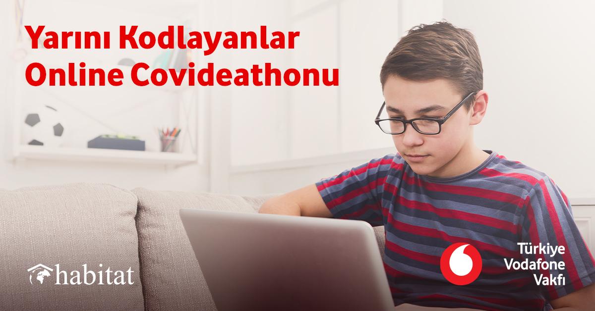 """""""Yarını Kodlayanlar Online Covideathon""""a Gençlerden Büyük İlgi"""