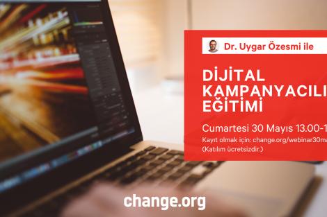 Dijital Kampanyacılık Eğitimi