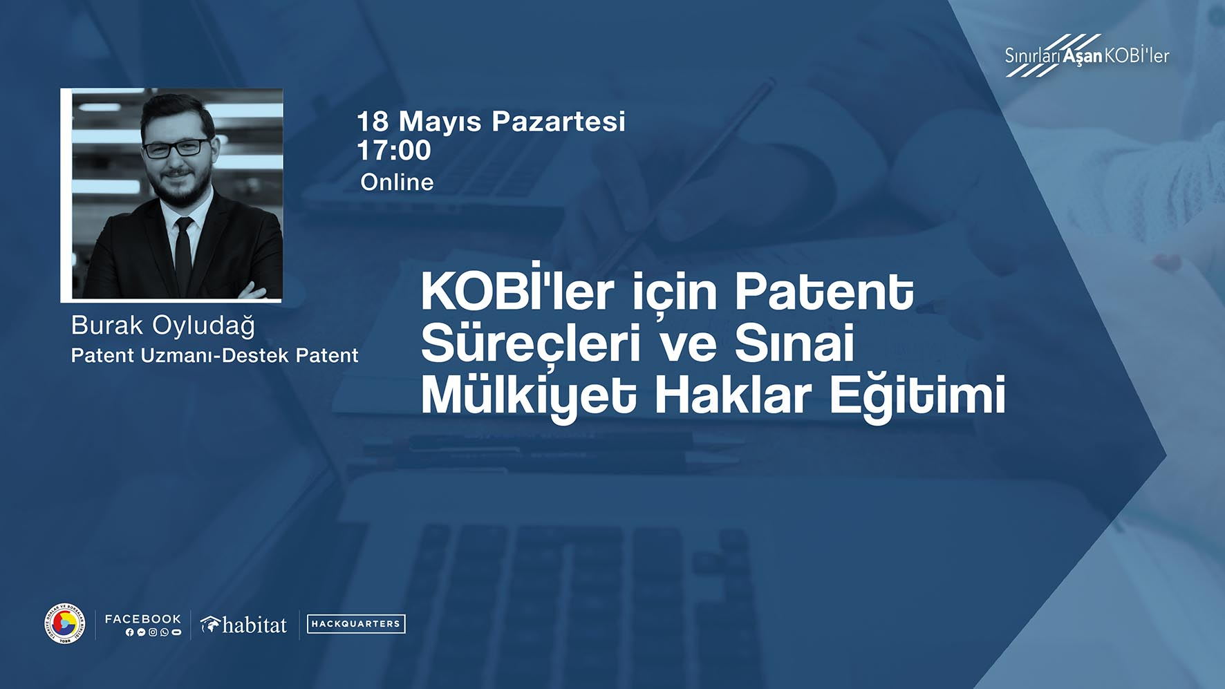KOBİ'ler için Patent Süreçleri ve Sınai Mülkiyet Haklar Eğitimi