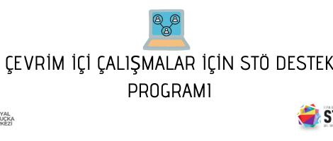 Çevrim İçi Çalışmalar İçin STÖ Destek Programı