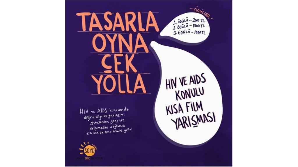 HIV ve AIDS Konulu Ödüllü Kısa Film Yarışması