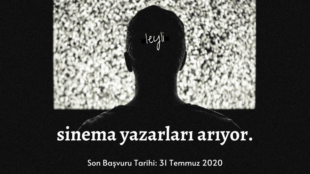 Leyli Sanat Platformu Sinema Yazarları Arıyor!