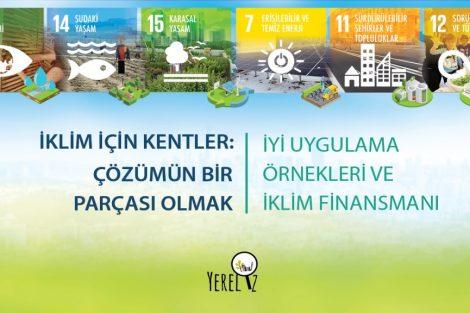 Yereliz Derneği 'İklim İçin Kentler: Çözümün Bir Parçası Olmak' Ki̇tabini Yayınladı