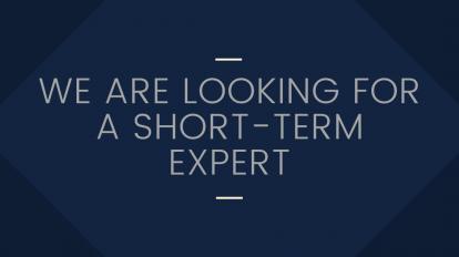 Eurasia Social Change looking for a short-term expert