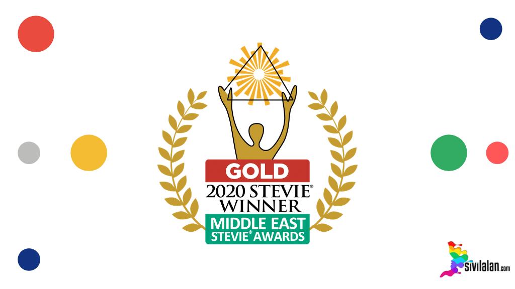 Türkiye Vodafone Vakfı'na Stevie'de 2 Altın ödül