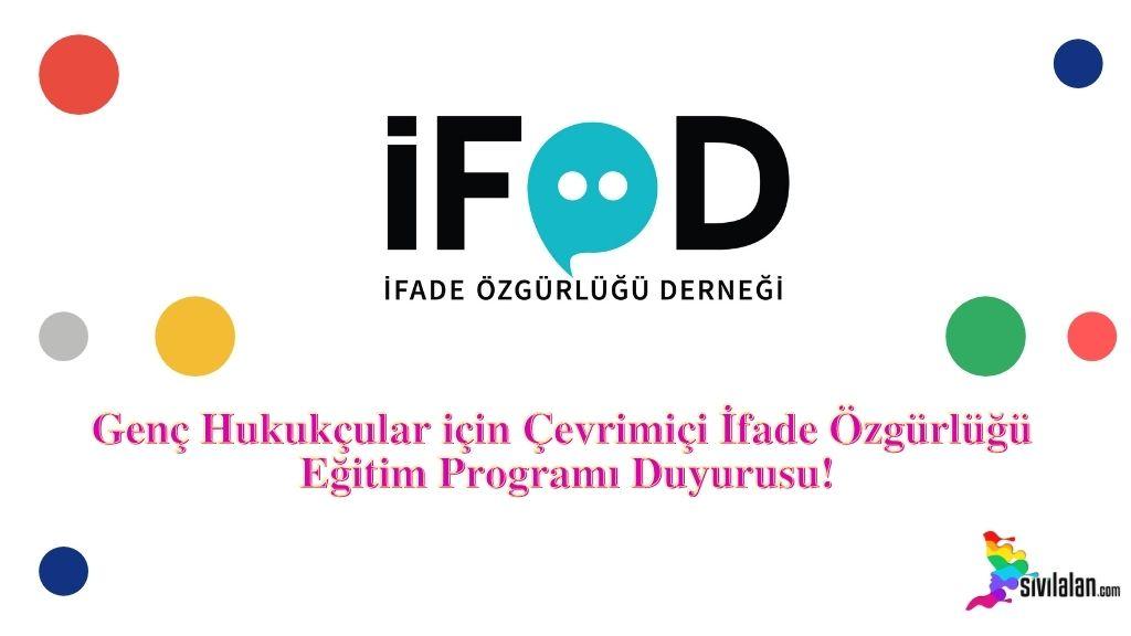 Genç Hukukçular için Çevrimiçi İfade Özgürlüğü Eğitim Programı Duyurusu!
