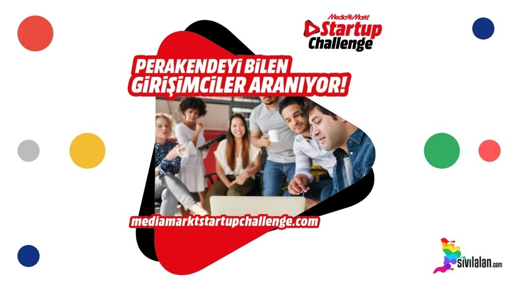 MediaMarkt Startup Challenge'20 başvuruları için son 10 gün