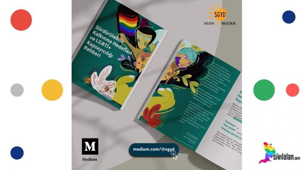 Sağlıkta Genç Yaklaşımlar Derneği (Y-PEER Türkiye)'den Sürdürülebilir Kalkınma Hedefleri ve LGBTİ+ Kapsayıcılığı Rehberi