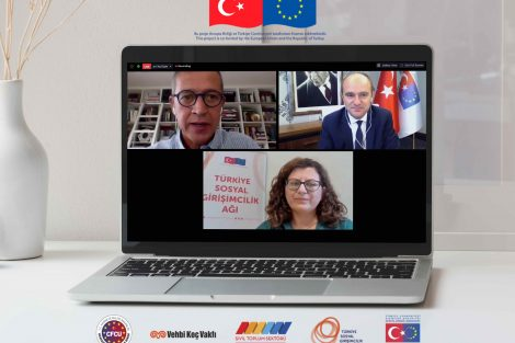 Türkiye Sosyal Girişimcilik Ağı Konferansı: Köprüler Kurmak