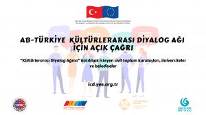 """AB-Türkiye Kültürlerarası Diyalog 'Ortaklık ve İşbirliği"""" İçin Açık Çağrı"""