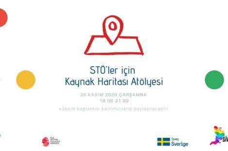 STÖ'ler için Kaynak Haritası Atölyesi