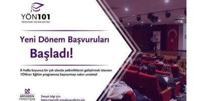 Üniversite Öğrencileri İçin YÖN101 Eğitim Programı