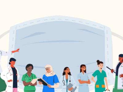 COVID-19 Sürecinde Türkiye'de Kadın Sağlık Çalışanları