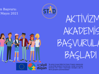 Aktivizm Akademisi Katılımcılarını Arıyor!