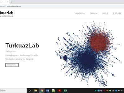 Kutuplaşmayı Anlamak Çevrimiçi Eğitim Aracı Kamuoyuna Tanıtıldı